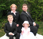 [Photo: Harwood Family 04-2007]