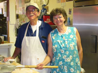 [Photo: Pat and Jack - Franks Pizza]