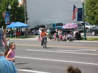 [Photo: 4th of July Kids Parade]